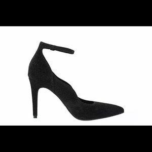 Gorgeous black black shimmering stiletto❤️🎁💋
